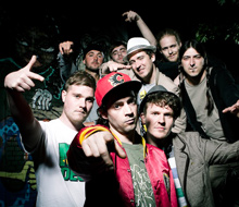 Reggae influence booms from Berlin Soundsystems with Dirty Ragga Squad and Symbiz Sound