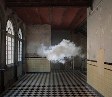 Berndnaut Smilde: Meet The Artist With His Head in the Clouds