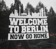 HUFFPOST: 25 Years After the Fall of the Berlin Wall, Who Are the Real Berliners?
