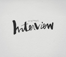 INTERVIEW MAGAZINE: Journalist