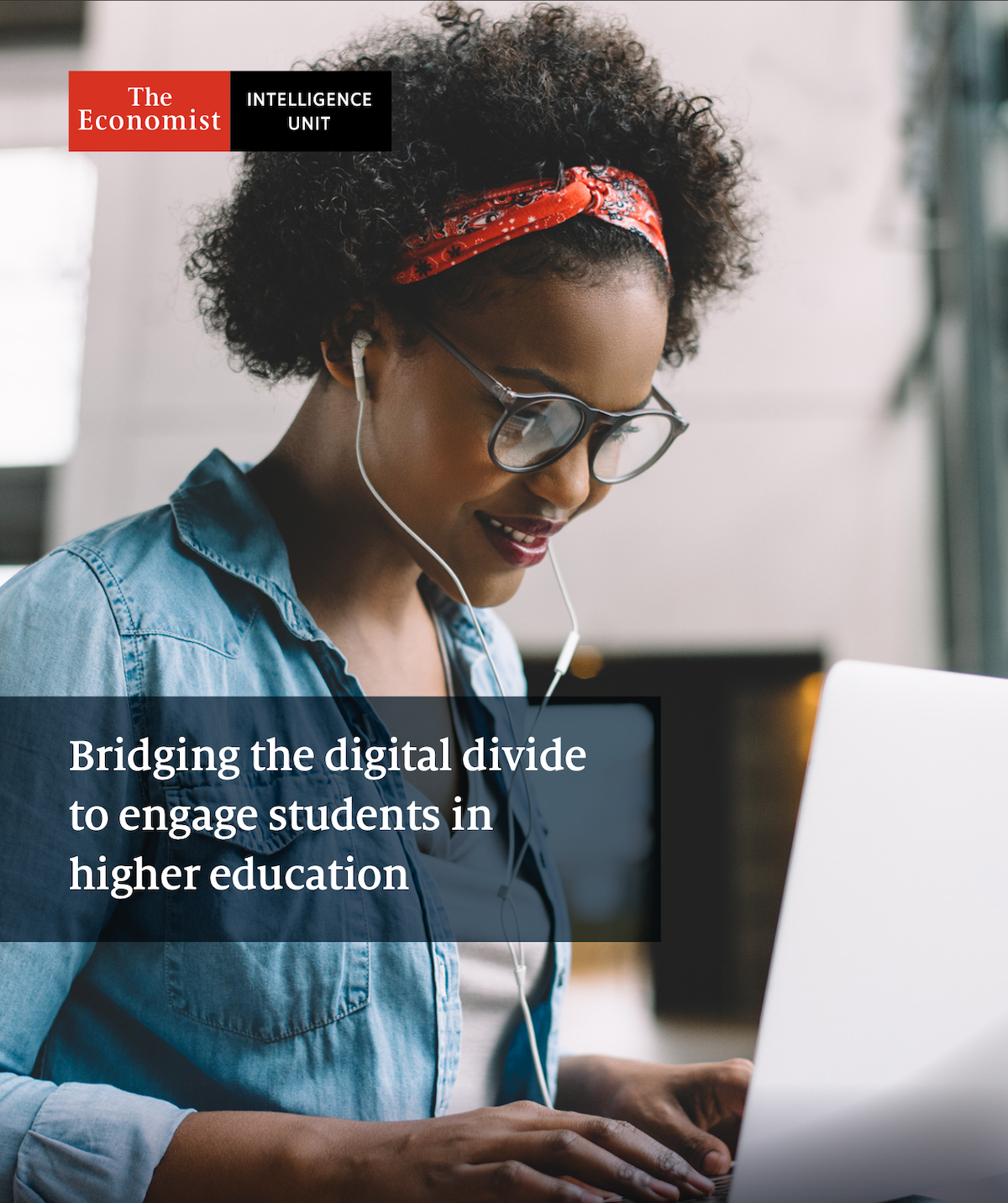 Emily Wasik Navigating the New Higher Education Normal Report Economist Intelligence Unit Microsoft Bridging Digital Divide Student Engagement Teaching Engaging Multimodal Learning Experiences